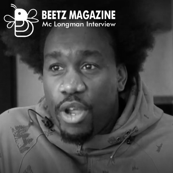 Beetz Magazine Interview with Mc Longman