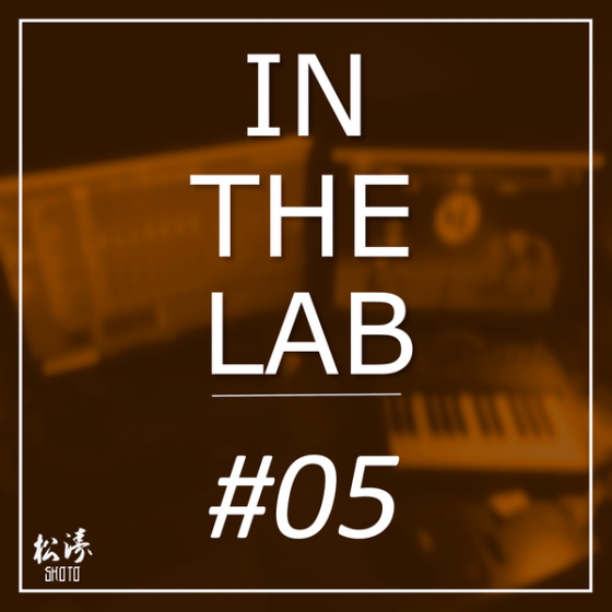 Shoto UK In The Lab #5 – Drum and Bass Podcast