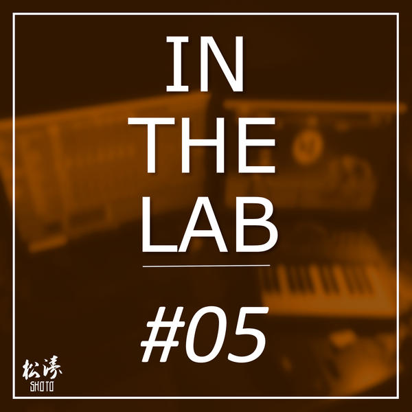In The Lab #05 Shotto UK